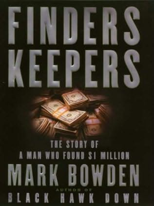 book cover of Finders Keepers