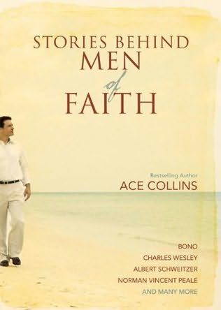 book cover of Stories Behind Men of Faith
