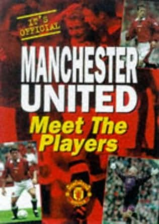 book cover of Manchester United