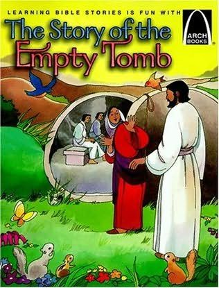 book cover of The Story of the Empty Tomb