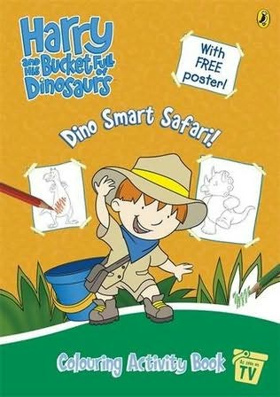 harry and the bucketful of dinosaurs pdf