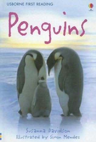 book cover of Penguins