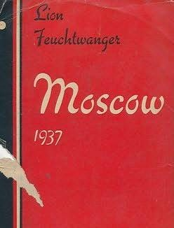 book cover of Moscow, 1937