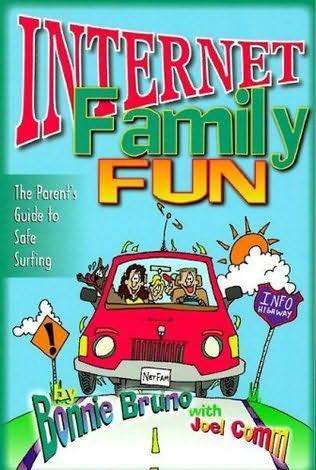 book cover of Internet Family Fun