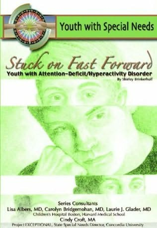 book cover of Stuck On Fast Forward