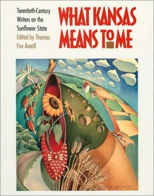 book cover of What Kansas Means to Me