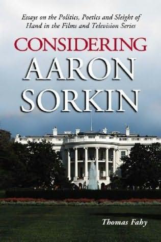book cover of Considering Aaron Sorkin