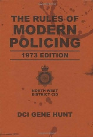 book cover of The Rules of Modern Policing - 1973 Edition