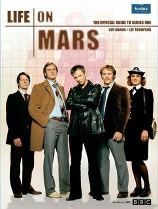 book cover of Life on Mars Official Companion