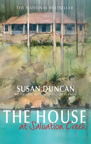 book cover of The House At Salvation Creek