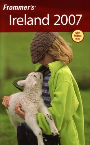 book cover of Frommer\'s Ireland 2007