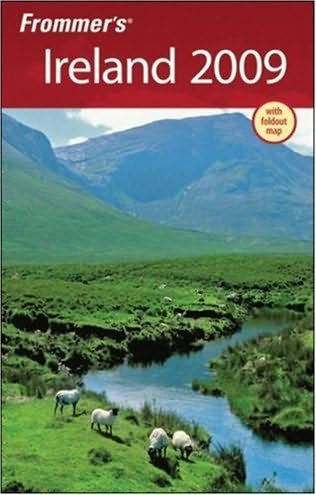 book cover of Frommer\'s Ireland 2009