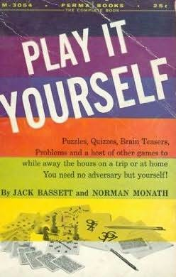 book cover of Play It Yourself