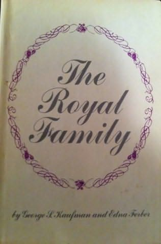 book cover of The Royal Family