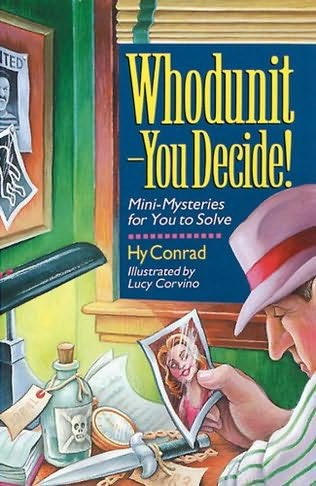 book cover of Whodunit - You Decide!