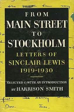 book cover of From Main Street to Stockholm