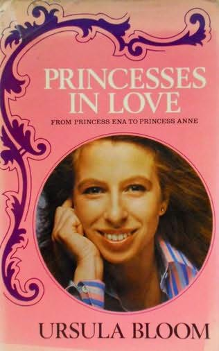 book cover of Princesses in Love