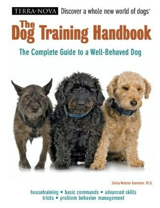 book cover of Training Your Dog for Life