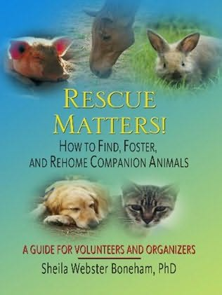 book cover of Rescue Matters!