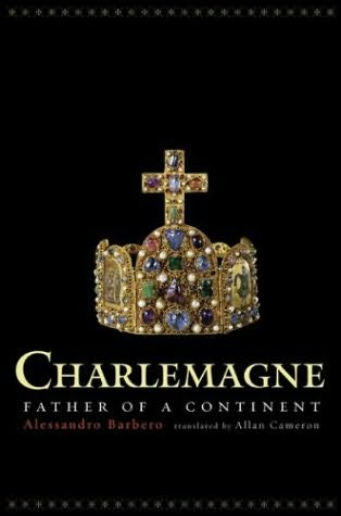 book cover of Charlemagne