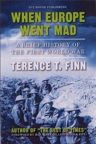 book cover of When Europe Went Mad
