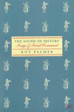 book cover of The Sound of History