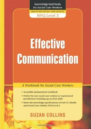 book cover of Effective Communication