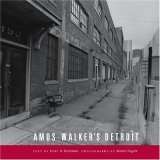 book cover of Amos Walker\'s Detroit