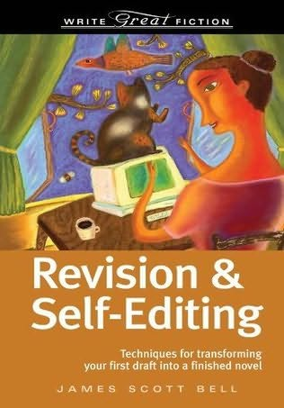 book cover of Write Great Fiction - Revision And Self-Editing
