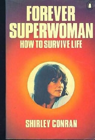 book cover of Forever Superwoman