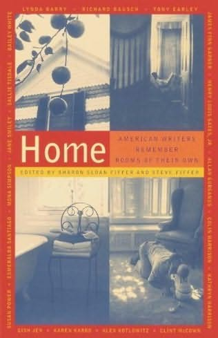 book cover of Home