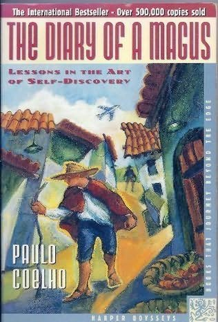 book cover of The Diary of a Magus