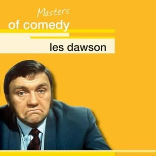 book cover of Les Dawson: Masters of Comedy