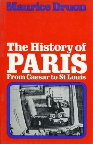 book cover of History of Paris