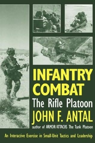 book cover of Infantry Combat