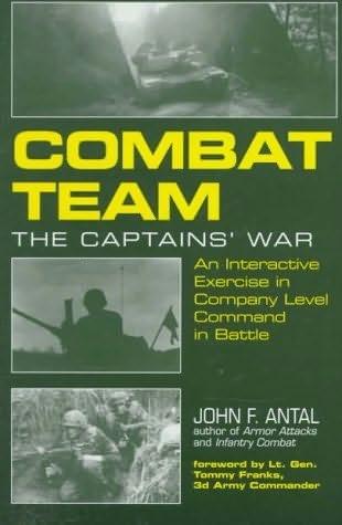 book cover of Combat Team