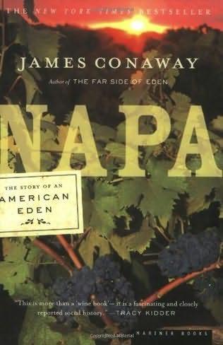 book cover of Napa