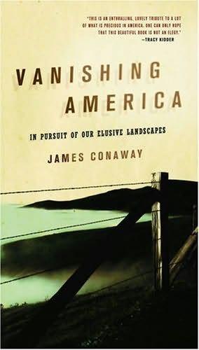 book cover of Vanishing America