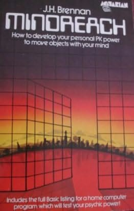 book cover of Mindreach
