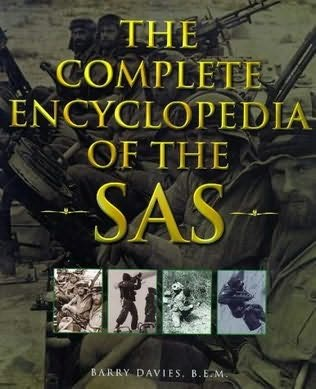 book cover of The Complete Encyclopedia of the SAS
